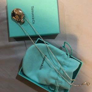 Tiffany & Co Elsa Peretti Original Jug Necklace